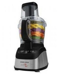 APPLICA-Black-Andamp-Decker-FP2620S-Food-Processor-with-10-Cup-5-Cup-Blender-Jar-StainlessBlack-0