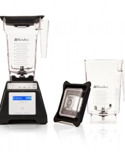 Blendtec-Home-Blender-HP3A-WildSide-FourSide-Jars-Black-0