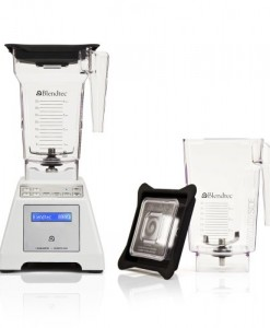 Blendtec-Home-Blender-HP3A-WildSide-FourSide-Jars-White-0