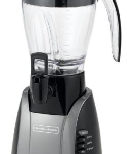 Hamilton-Beach-53155-Wavestation-Plus-Blender-Black-and-Silver-0