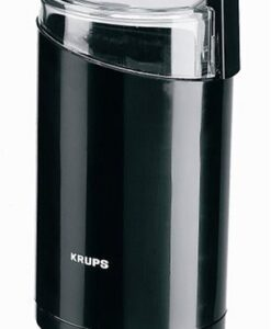 KRUPS-203-42-Electric-Spice-and-Coffee-Grinder-with-Stainless-Steel-Blades-Black-0