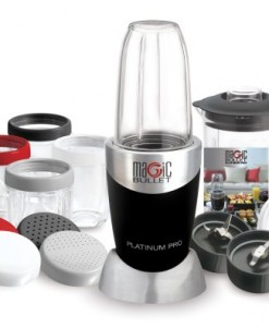 Magic-Bullet-7921-Platinum-Pro-20-Piece-Set-Stainless-Steel-0