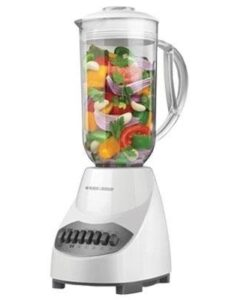 New-Applica-BlackDecker-BL2010WP-Table-Top-Blender-With-Stainless-Steel-Blade-Plastic-Jar-0