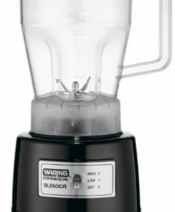 Waring-Commercial-HGB140-12-Gallon-Food-Blender-with-64-Ounce-Copolyester-Container-0