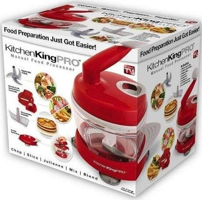 Home/Food Processors. Kitchen King Pro ...